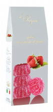 Le Preziose Italian Strawberry Fruit Jellies 200g